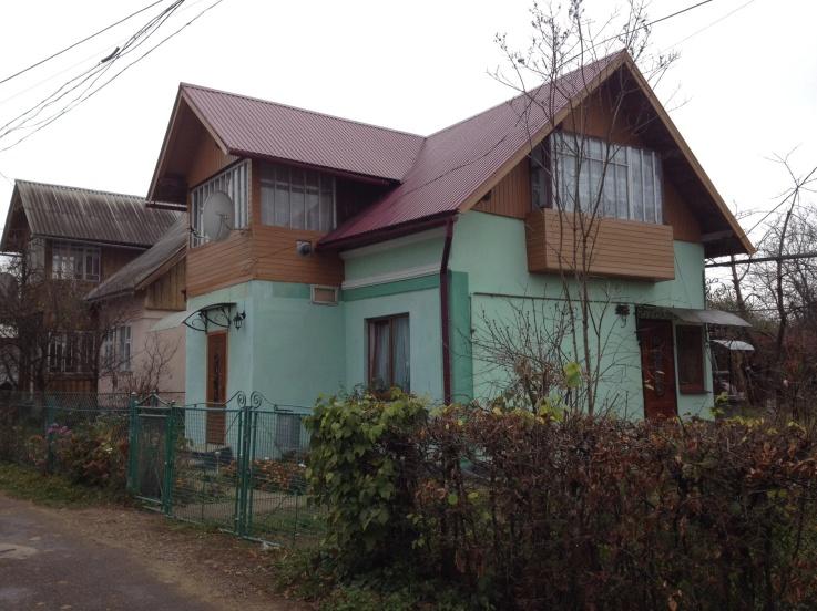 Mama's childhood home